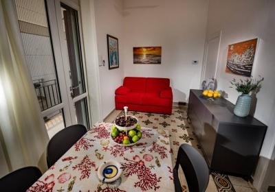 Casa Vacanze Appartamento Balcone Sul Mare